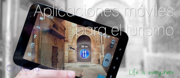 Aplicaciones móviles para el turismo