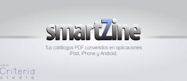 smartZine: tus catálogos pdf y jpg en tu móvil o tablet