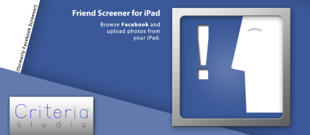 Friend Screener for iPad